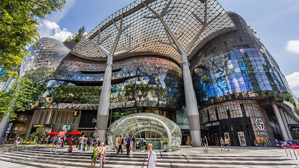 Boulevard 88 near Ion Orchard